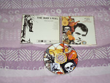 Boyd Rice The Way I Feel  CD U.S 2000 ( Caciocavallo – CAD 4  ) CURRENT DEATH