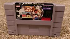 Harvest Moon Super Nintendo SNES Natsume Video Game lot AUTHENTIC CLEAN TESTED