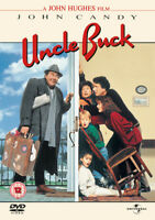 Uncle Buck DVD (2013) John Candy, Hughes (DIR) cert 12 ***NEW*** Amazing Value