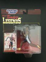 1997 Kenner Starting Lineup Timeless Legends Michael Johnson SLU -New In Package
