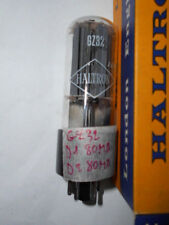 GZ32 5V4G HALTRON NOS TIPO TUBOLARE