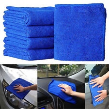 5Pcs Durable Microfiber Cleaning Auto Soft Cloth Washing Cloth Towel Duster  LJ