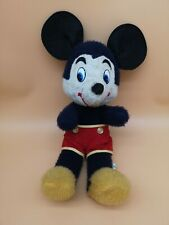 Walt Disney Character Mickey Mouse Stofftier Vintage  40cm