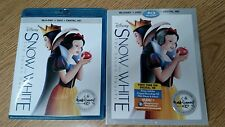 ** Snow White and the Seven Dwarfs (Blu-ray/DVD, 2016)