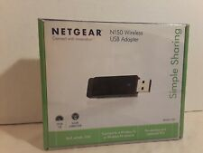 Netgear N150 Wireless USB Adapter Sealed NEW