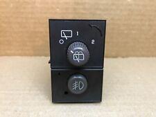 1999-2002 Tahoe Suburban Rear Wiper Fog Light Switch 15735839