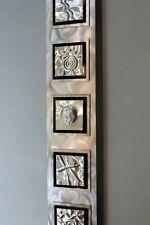 Metal Abstract Modern Wall Art  Sculpture Decor Five Elements By Jon Allen