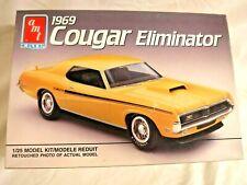 """1/25 Original AMT ERTL 1969 Cougar Eliminator 302 V8 Boss Engine # 6960 """"1991"""""""