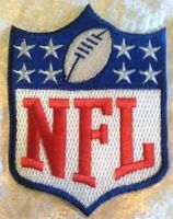 "Football Logo NFL 8-Star Big 3.25"" Iron On Embroidered Patch ~USA Seller"