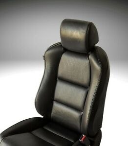 For 04-06 Acura TL Front Passenger Seat Back Upholstery Replacement PU Leather