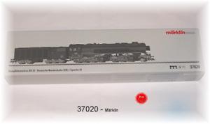 Märklin 37020 Dampflok BR 53.0 der DB mfx-Decoder + Soundfunktionen #NEU#