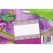 Disney Fairies Tinkerbell Birthday Party Supplies TableCloth Table Cover