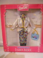 Barbie PRET-A-PORTER Fashion Avenue 1996 NRFB 15902