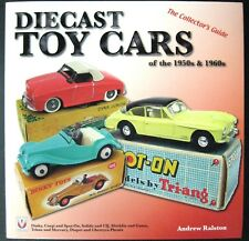 Diecast Toy Cars of the 1950s & 1960s book guide catalogue vintage old model car