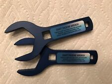 """1-7/8"""" + 2"""" Shaft Packing Wrench Combo Set"""