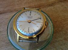 VINTAGE POLJOT DE LUXE KOSMOS(COSMOS) 29JEWELS AUTOMATIC POINTER DATE