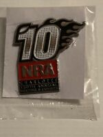2010 National Rifle Association NRA Annual Meeting Hat/Lapel Pin