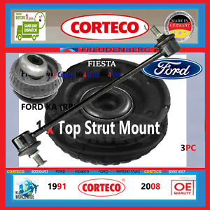 FORD Fiesta Mk3 Courier Mk4 Hbck Mk4 Van /KA (RB) TOP STRUT MOUNT Support >91-08