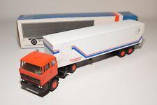 ± LION CAR DAF 2800 TRUCK WITH TRAILER ONDERDELEN EXPRESS SERVICE NEARMINT BOXED