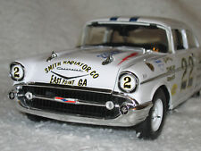 ACME 1:18 1957 CHEVROLET BEL AIR  FIREBALL ROBERTS #22 Brand New! 648 Produced!