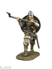 Viking with Axe 1/32 scale Hand Painted metal Tin toy soldiers 54mm figurines