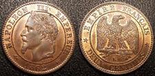 Napoléon III - 1 centime tête laurée 1862 K, Bordeaux SPL - ! F.103/7