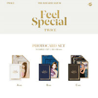 TWICE - 8th MINI ALBUM FEEL SPECIAL PRE-ORDER BENEFIT PHOTO CARD SET