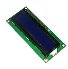 LCD1602 3.3V Blue Backlight 16*2 Lines White Character LCD module 1602A QAPASS A