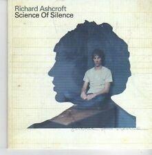 (DA35) Richard Ashcroft, Science Of Silence - 2002 DJ CD