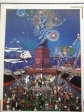 "Melanie Taylor Kent ""Statue Of Liberty""  Artist Proof Serigraph"