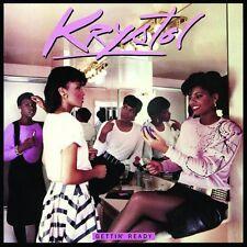 KRYSTOL - GETTIN' READY 2012 REMASTERED CD 1984 ALBUM + BONUS 12'' MIXES !