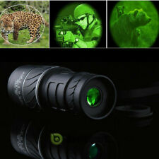 Day/Night Telescope 40x60 Military Army Zoom Ultra Hd Binoculars Hunting Camping