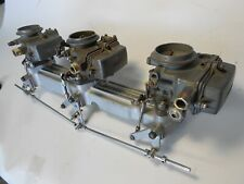 1960-69 Ford 170/200 6 Cylinder Tri-Power Carburetion