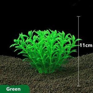 Beautiful Plastic Artificial Aquarium Plants Decoration Submersible Aquatic Fish