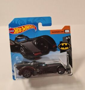Hot Wheels 2018 - Batman - Batmobile Red Version
