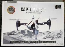 NEW WiFi Drone Protocol Kaptur GPS II with HD Camera