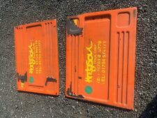 Timberwolf TW150 TW150DHB Plastic Side Covers Bodywork Bonnet X2