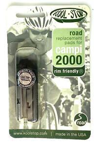 Kool-Stop Campi 200 Replacement Road Brake Pads Carbon Fiber Rim New
