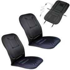 2x Pro Auto beheizbare Sitzauflage Sitzheizung Nachrüstsatz 3 Heizstufen schwarz