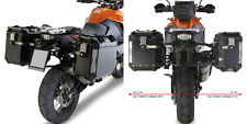 PORTAVALIGIE LATERALE SPECIFICO KTM 1290 SUPER  ADVENTURE S GIVI PL7705CAM