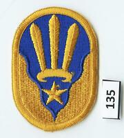 Dealer Dave Military Patch 1968 123D ARMY RESERVE COMMAND, ARCOM, SSI (135)