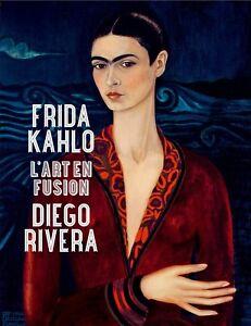 Frida Kahlo et Diego Rivera : L'art en fusion - Hazan