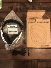Samson HP 30 Stereo head phones