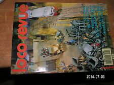 Loco Revue n°526 Pullman Fleche d'Or CC 80001 Saint Julien Patiner