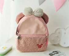 New Limited Duffy ShellieMay Bear Bag School Travel Zipper Backpack