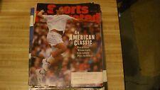 Sampras wins 4th Wimbledon -Sports Illustrated- 7/14/1997
