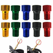 10pcs Presta to Schrader Valve Adapter Converter Bicycle Bike Tire Tube US Stock