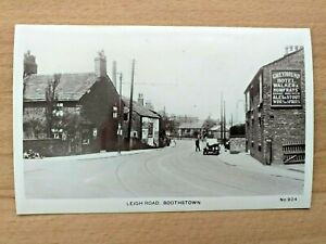 GREYHOUND HOTEL, LEIGH ROAD, BOOTHSTOWN, CHAS WILKINSON RP