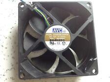 FAN PC Cooling Fan AVC DS09225B12HPFAF 92x92x25mm DC 12V 4 Pin 15cm