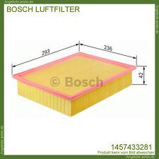 BOSCH LUFTFILTER OPEL ASTRA G CC F48 F08 1.2 16V 1.4 1.6 1.8 2.0 OPC 1.7 DTI